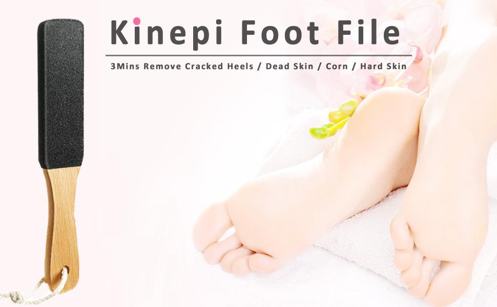 Kinepi Foot File Callus Remover Foot