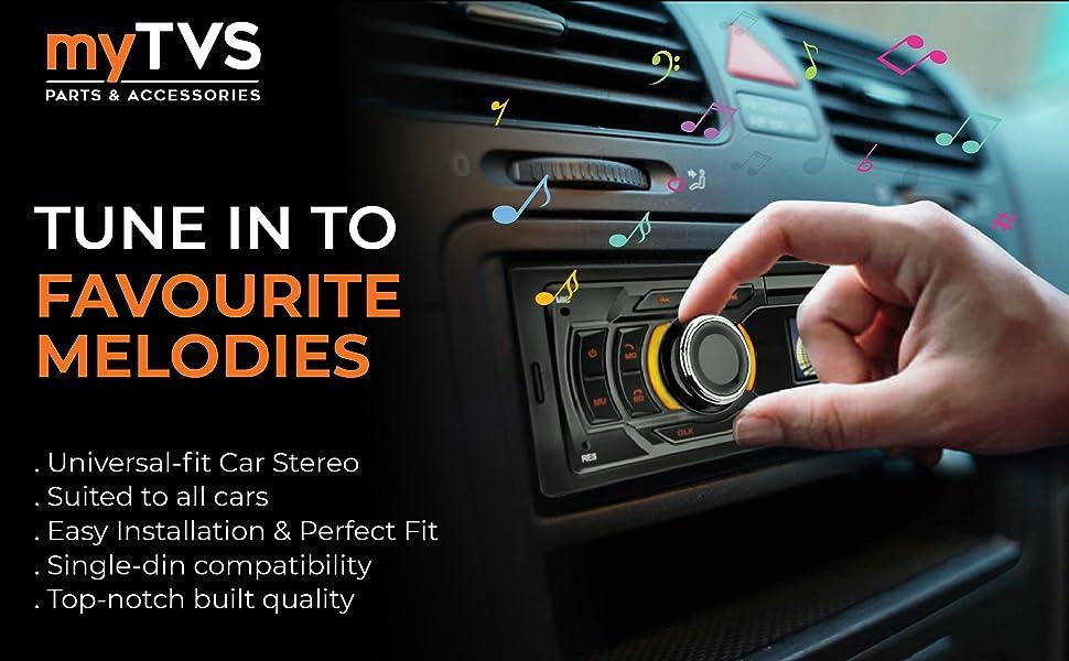 car stereo single din
