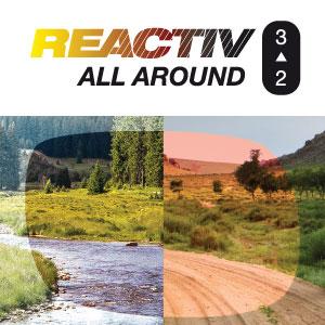 REACTIV Performance Photochromic Lens simulator