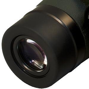 Levenhuk Karma PRO Binoculars: twist-up eyecups, suitable for eyeglass wearers