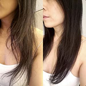 biotin shampoo hair growth thickening conditioner shampoo to make hair grow faster b the product