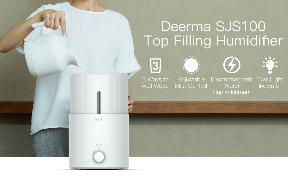 Deerma Top Filling Humidifier