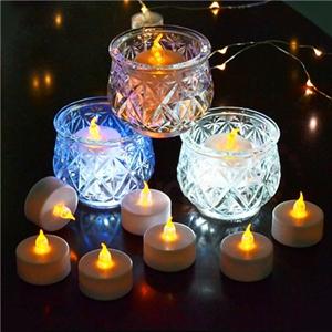 Battery Operated Tea Light & Beautiful Glow