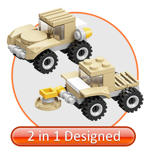 car building blocks