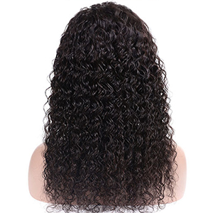 360 Lace Frontal Wigs Deep Wave