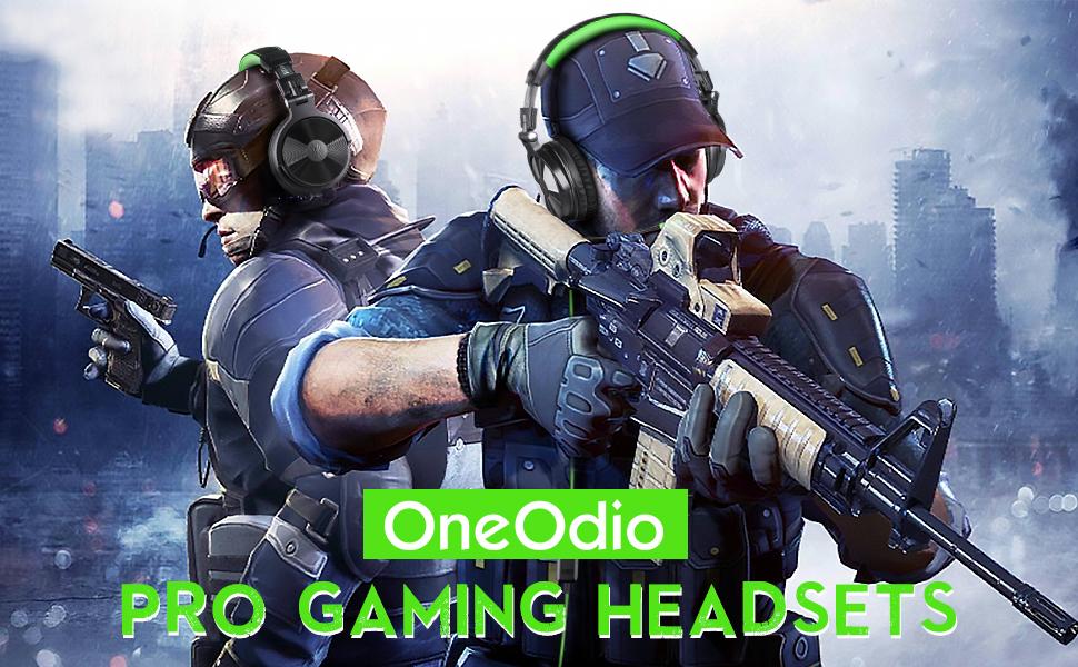 Studio Headphones Gaming Headset