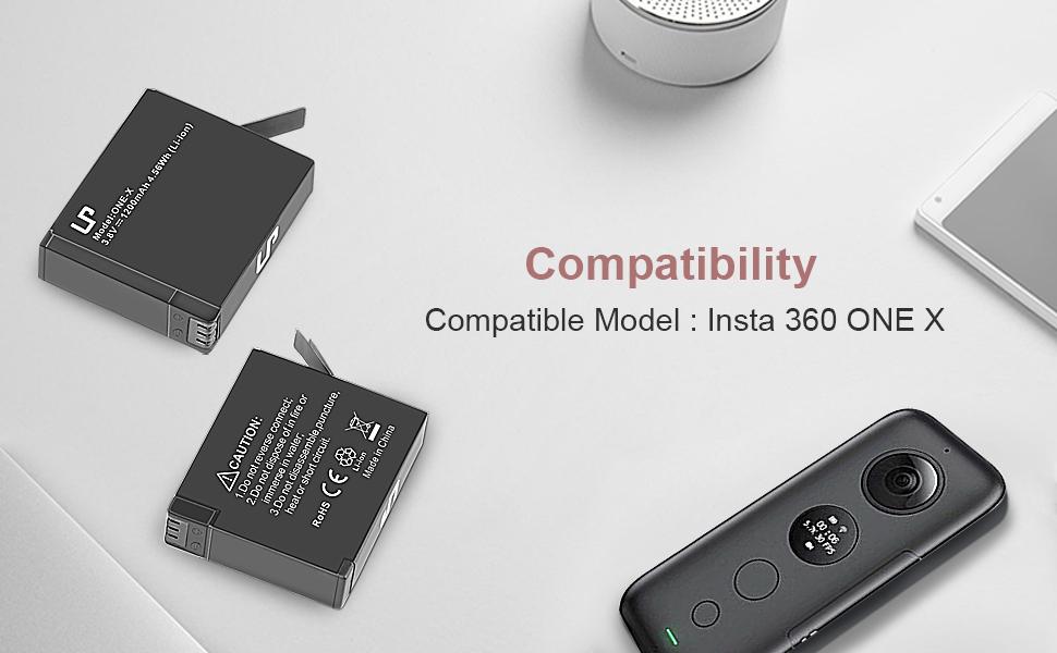 CARRYKT Support de Fixation de v/élo pour Insta360 One X pour Mobile 2 3 Kit