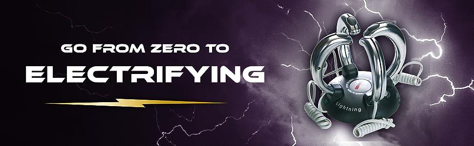 Go from zero to electrifying!