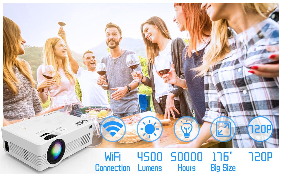 wifi proector