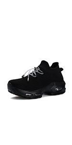 walking shoes sock sneakers
