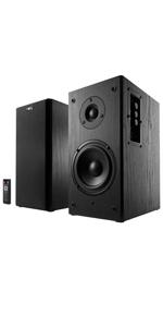 Frisby Audio FS-2020BT Bookshelf Speaker System with Bluetooth