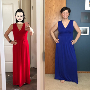Sleeveless Deep V Neck Long Maxi Casual Dress