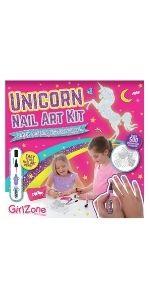nail art studio set kit ongles manucure 3 4 5 6 7 8 9 10 fille cadeau filles anniversaire décoration