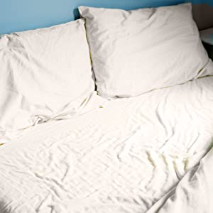bed sheets organic cotton