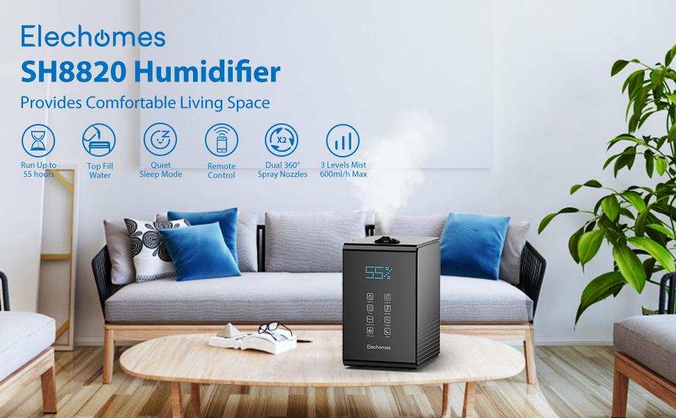 SH8820 Humidifier