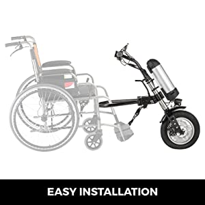 wheelchair electric handcycle