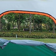 KTT 2 Rooms Tent