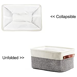 collapsible baskets