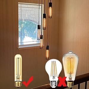 cylinder light bulb
