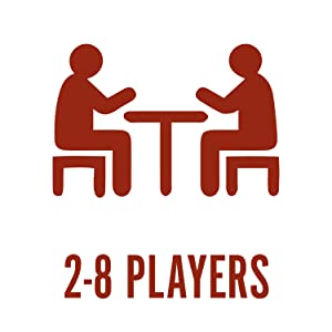 2-8 Players