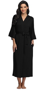robes for women coton robes for women long robes for women