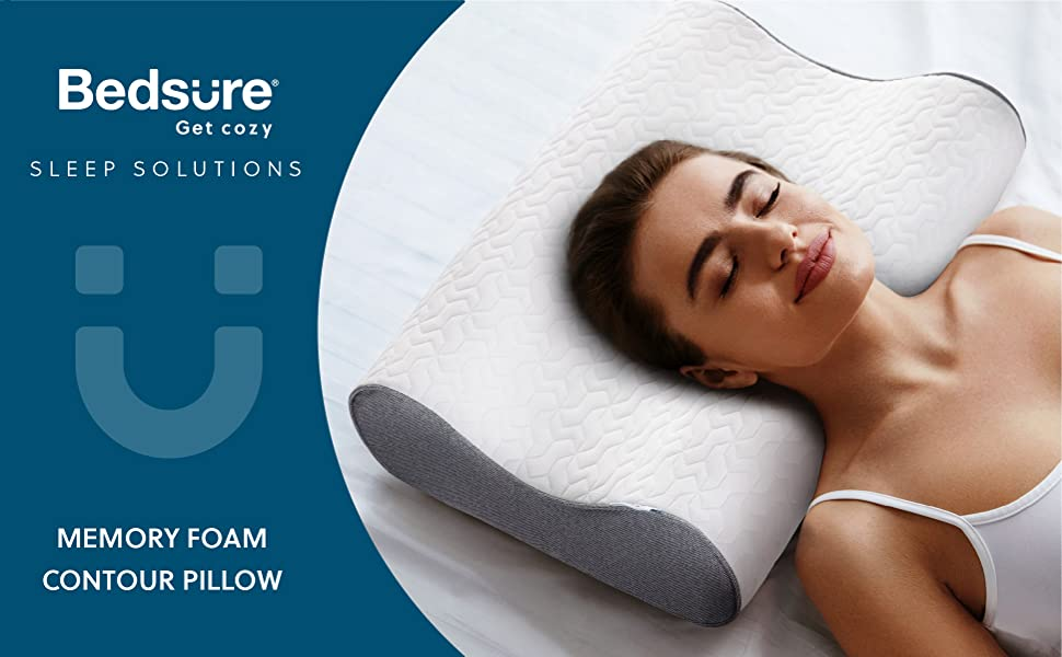 Bedsure memory foam pillow