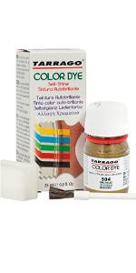 Tarrago | Self Shine Color Dye 25 ml | Tintura Autobrillante para Zapatos y Accesorios