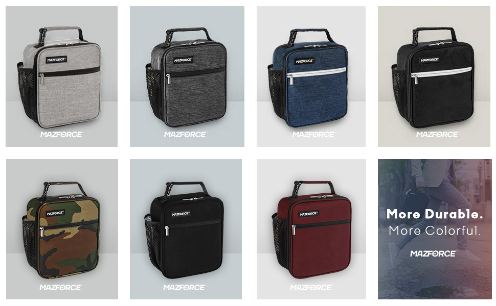 mens lunch bags
