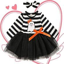 wihte ghost dress