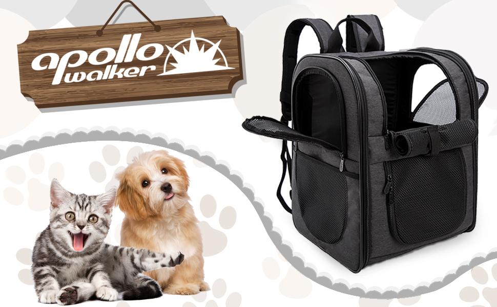 apollo walker pet backpack