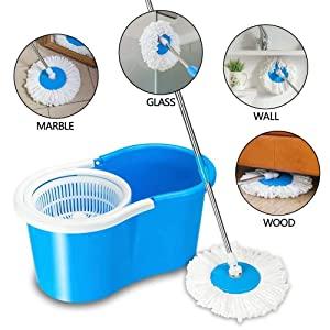 Uspech Spin Bucket Mop