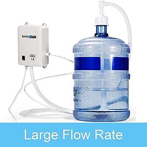 pompe a eau electrique pour bouteille