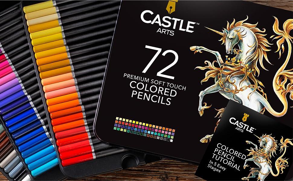 color pencils art