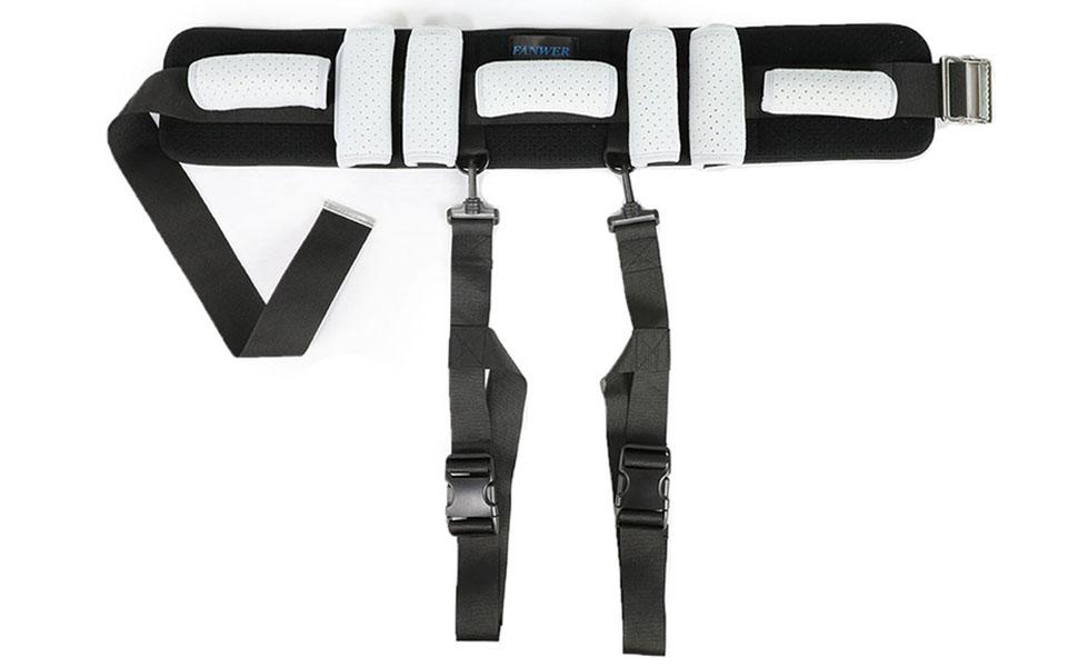 fanwer gait belt with leg loops