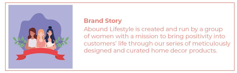 Abound Lifestyle Brand Story