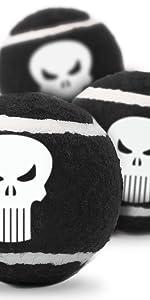 Punisher Tennis Balls
