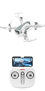 camera drone with gps