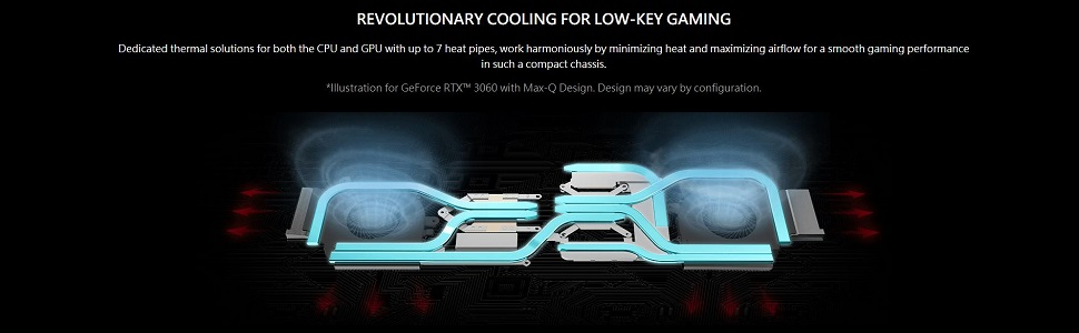 Revolutionary Cooling for Low-Key Gaming