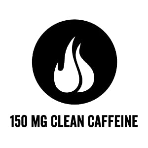 Kill Cliff Ignite with 150mg of clean caffeine