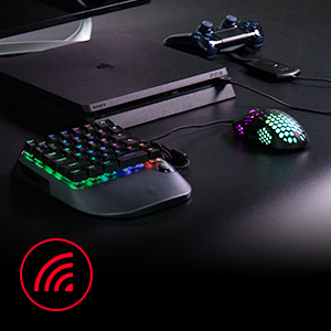 ps4 game keyboard and mouse