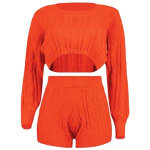 women sweater 2 pcs set