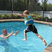Teach kids to swim