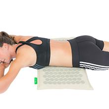 Bauch Übung Übungen Akupressur