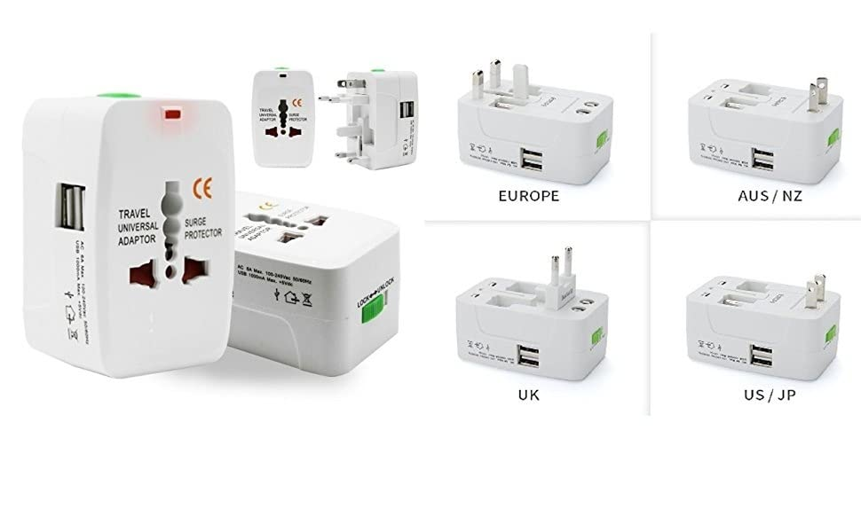 travel adapter usb travel adapter travel adapter with usb port all country adapter