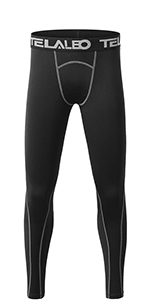 boys compression leggings