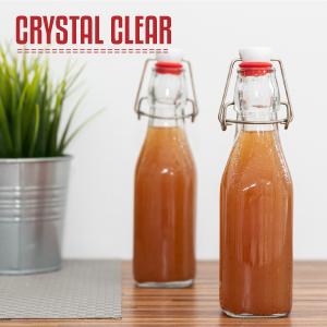 Ilyapa Clear Beer Bottles