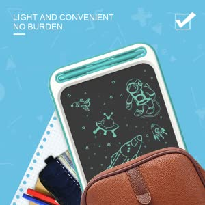 Light-weight & portable drawing tablet