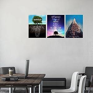 Inspirational Entrepreneur Quotes Poster