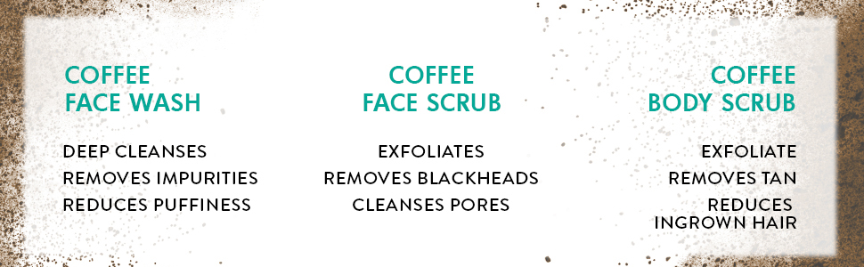 deep cleanses removes impurities reduces puffiness exfoliates removes blackheads cleanses pores