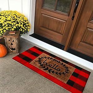 outdoor doormat